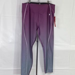 Good American THE ELECTRIC FEEL OMBRE LEGGING 3X